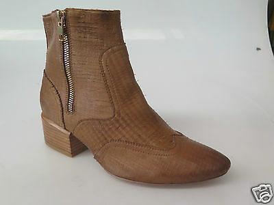 Silent D - new ladies leather ankle boot size 37 #19