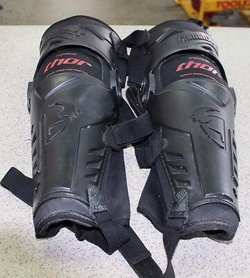Thor Force Knee and Shin Guards