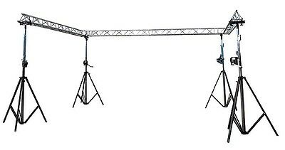 Lighting Gantry And Winch Stand - complete stage lighting  support system
