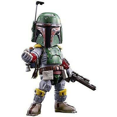 Star Wars Boba Fett Hybrid Metal Configuration Alloy Painted Action Figure