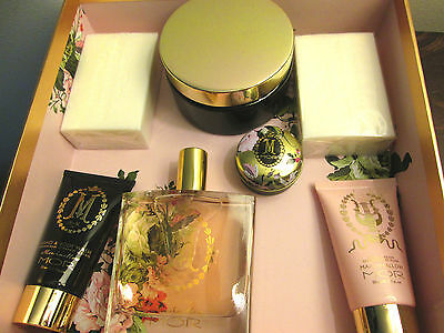 MOR Marshmallow,perfume,hand cream/body wash,lip,body butter in decorative box