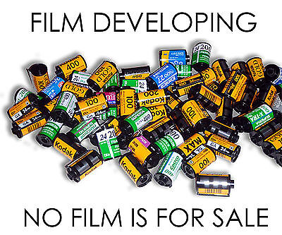 """C41 35mm Film developing and 6x4"""" prints"""