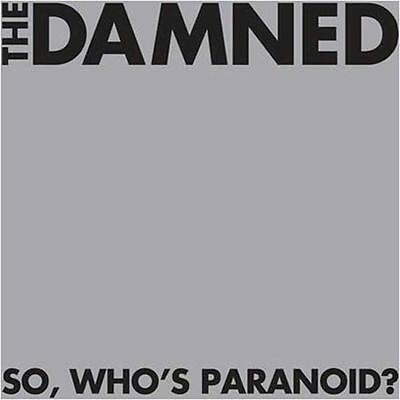 "The Damned ""So, Who's Paranoid?"" 2x12"" Vinyl - NEW"