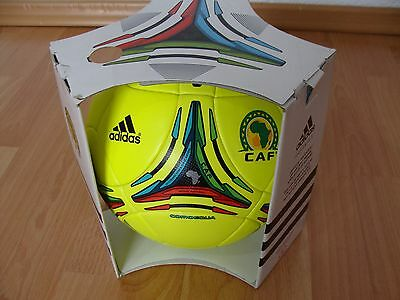 Adidas COMOEQUA 2012 OMB CAF AFRICA CUP OF NATIONS Matchball