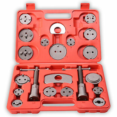22 pieces Universal Brake Caliper Piston Rewiind Kit Wind Back Tool Set Car