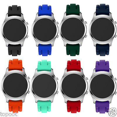 Fashion Sports Silicone Bracelet Strap Watch Band For Samsung Gear S3 Classic