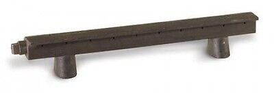 RH Peterson Co. Cast Iron Gas Log Lighter - 14 Inch - for Natural Gas Only