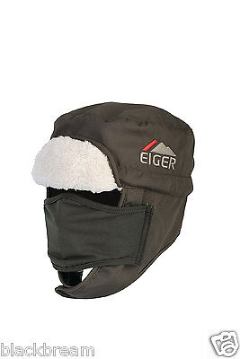 Eiger Polar Hat Fleece Fishing Walking Hunting Hiking Trekking Mountaineering