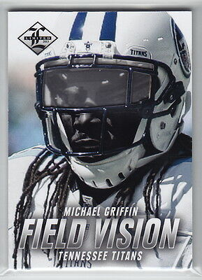 2013 Limited Field Vision #39 Michael Griffin