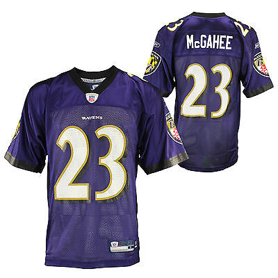 NFL Baltimore Ravens Willis McGahee American Football Shirt Jersey