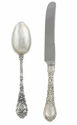 Dauphine Dinner Flatware- 1 Spoon and 1 Knife