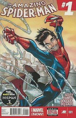 The Amazing Spider-Man (All New Marvel Now) #1 - 2014
