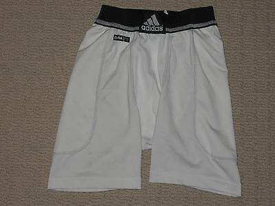 Boys Adidas Climalate Pocket Cup Base Layer Compression Shorts Youth S Small