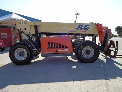 2007 Jlg G10-55A Telescopic Forklift - Loader Lift Tractor - Lull - Very Nice!!