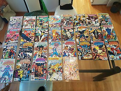 guardians of the galaxy 1-27 vintage