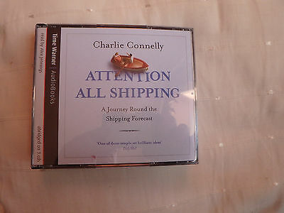 Attention All Shipping Audiobook (3Cds) Vgc