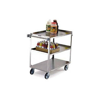 "Lakeside 22-3/8""wx39-1/4""lx37-1/4""h Stainless Steel Utility Cart - 444"