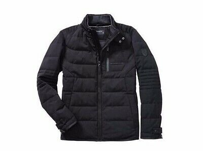 Porsche Driver's Selection Men's Quilted Jacket - Essential Collection