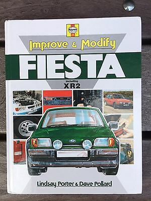 Ford Fiesta inc. XR2 Improve + Modify step by step illustrated instructions