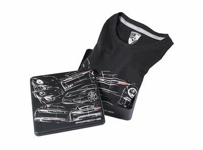 PORSCHE Driver's Selection Collector's T-Shirt Edition No. 4 - Limited Edition