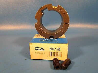 Martin 2012 1 7/8, Taperlock Bushing, 2012 Series Bushing; 1 7/8 in Bore