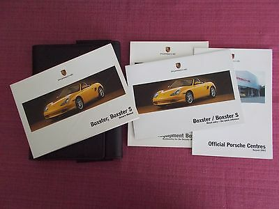 Porsche Boxster & Boxster S (2003 - 2004) Owners Manual - Handbook - Guide.po 28