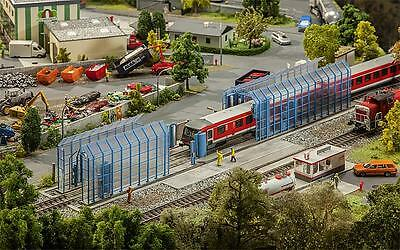 Faller Train Washing Plant 120208 HO Scale (suit OO also)