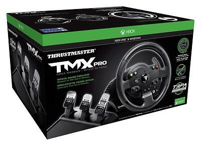 Thrustmaster Tmx Pro 4461015 Racing Wheel + Pedal Set For Xbox One & Windows Pc