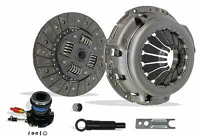 Clutch And Slave Kit A-E For 95-11 Mazda Pickup B2300 B2500 Ford Ranger 2.3L 2.5