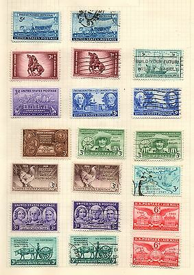 Stamps from United States of America