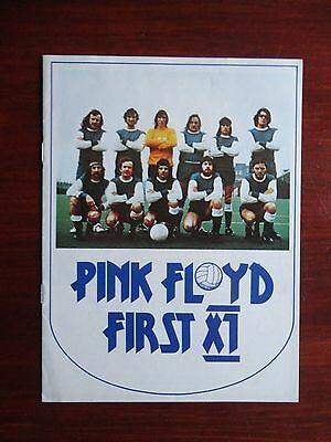 Pink Floyd - First XI - Promo Booklet 1970s