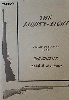 THE EIGHTY-EIGHT (Winchester Model 88 Book - Doug Murray)  **OUT OF PRINT**
