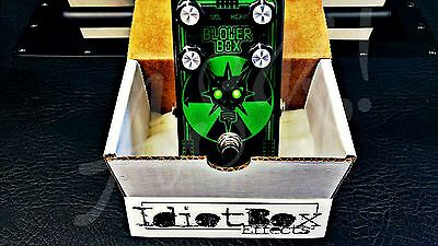 NEW Idiotbox Blower Box Bass Distortion Guitar Effects Pedal FREE SHIP