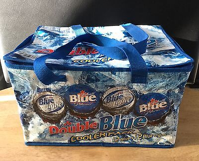 Labatt's Blue Cooler Pack Beer Carry Case