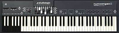 Studiologic Numa 2 Organ - BRAND NEW IN AND IN STOCK. SHIPPING AUSTRALIA WIDE