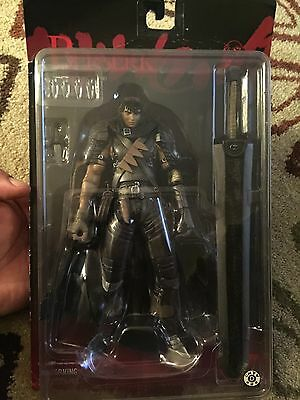 Art Of War Berserk Guts Black Swordsman Yamato New In Box Rare 8""