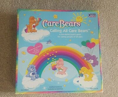 Care bears rare vintage board game excellent condition