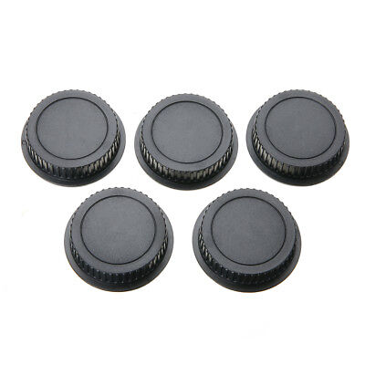5x Rear Lens Cap Dust-proof Cover Protector for Canon EF ES-S EOS Series Lens