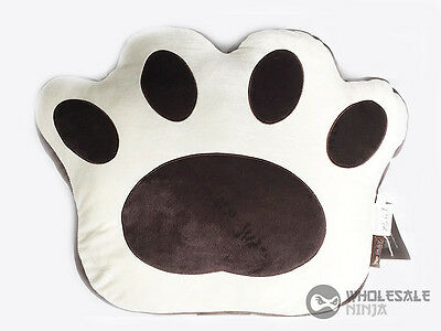 SOFT PAW PET BED - Stylish Comfy Warm foot pillow - Dog Cat Puppy Kitten
