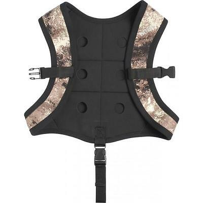 SEAC Python Camo Integrated Weight Vest Small-Medium Spearfishing Freediving