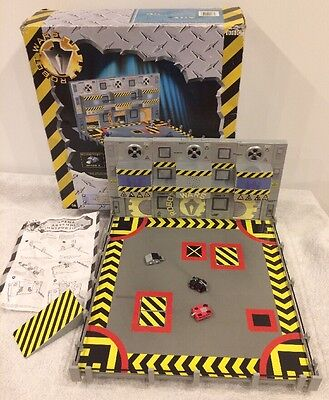 Rare Robot Wars Minibot Battle Arena With Sound and Minibots Boxed BBC