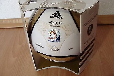 Adidas Jobulani Final OMB WM 2010 South Africa World Cup Matchball with Imprint