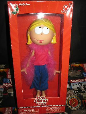 Our family tree lizzie mcguire doll