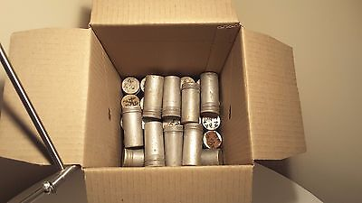 Vintage Aluminium Film Canisters/Containers x 30  storage  art & craft