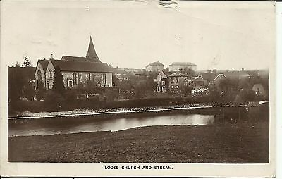 Loose Church and Stream 1909