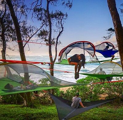 Tentsile Connect Tree tent Tree tent Treetent for 2 persons Baumhaus Roof