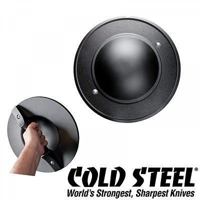 Cold Steel Buckler Shield Training Safety Medieval Sword Re Enactment