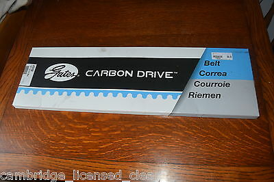 Gates carbon drive belt 11m 118 tooth 10 SBLK bike bicycle 415192