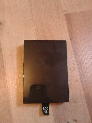 500gb HDD hard disk drive Xbox 360 Slim..uk seller..free 1st class p+p