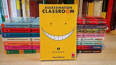 Assassination Classroom - Sequenza completa 1/17 - Planet manga - Prima edizione